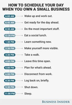 How to schedule your day for maximum productivity when you run your own business - Finance tips, saving money, budgeting planner Small Business Plan, Small Business Marketing, Business Advice, Starting A Business, Business Planning, Online Business, Finance Business, Bookkeeping Business, Business Notes