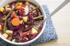 Healthy Vegetable Soup | Skinny Mom | Where Moms Get The Skinny On Healthy Living