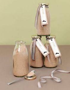 Hausgemachte Cappuccino-Mischung - Gastgeschenke lecker und selbst gemacht - weddingstyle.de