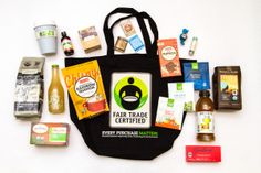 Giveaway: Fair Trade Products goodie bag for Fair Trade Month 2013