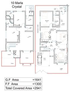1200 sq ft square feet house plan with all felicities for 35x60 house plans