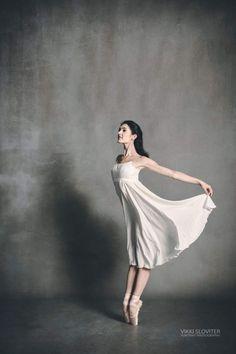 Beckanne Sisk | Principal dancer at Ballet West ©Vikki Sloviter Photography