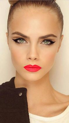 Cara Delivigne ! Lips
