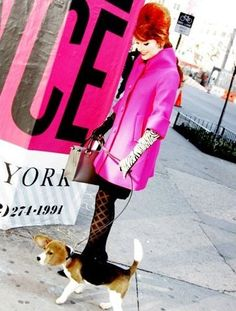 Bryce Dallas Howard for the Kate Spade Campaign (2011).