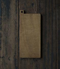 Japanese wood board