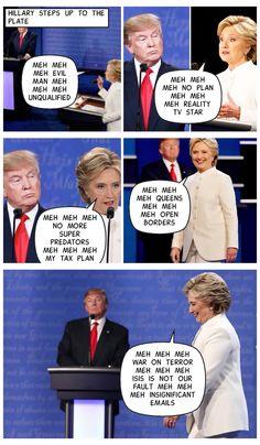 Last Debate 2016