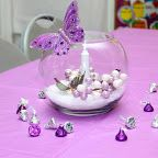 Trendy Babyparty Ides Schmetterling Mittelstücke - New Sites Butterfly Birthday Party, Butterfly Baby Shower, Baby Shower Purple, Butterfly Wedding, Purple Butterfly, Wedding Flowers, Butterfly Centerpieces, Baby Shower Centerpieces, Party Centerpieces