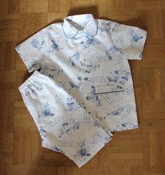 Pyjama d'été en coton T 2 ans