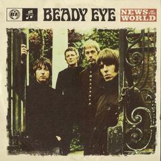 BEADY EYE  PROMOTIONAL CD from the NEWS OF THE WORLD  5 audio tracks + video ~~*