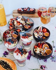 Image about food in Delicious😋 by Selma Prøven Food Design, Smothie Bowl, Food Porn, Tumblr Food, Luxury Food, Good Food, Yummy Food, Comfort Food, Perfect Breakfast