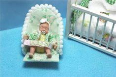 Polymer Clay Polymer Clay Sculptures, Polymer Clay Dolls, Newborn Baby Dolls, Reborn Babies, Dollhouse Dolls, Miniature Dolls, Silicone Baby Dolls, Clay Baby, Small Stuff