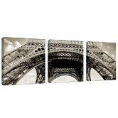Found it at Wayfair - Tour de Eifel by Preston 3 Piece Photographic Print Set