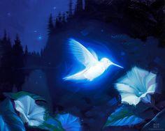 Bioluminescence - Reason by Rob Rey - robreyfineart.com
