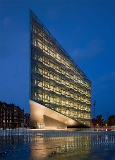 The Crystal, Nykredit Headquarters in Copenhagen, Denmark. 4