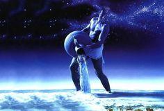 Kosmische Einflüsse im Dezember 2020 - Wassermannzeitalter - Zeitenwende Age Of Aquarius, Moon In Aquarius, Aquarius Horoscope, Pisces Zodiac, Scorpio, Signes D'air, Uranus, Aquarius Constellation Tattoo, Aquarius Tattoo
