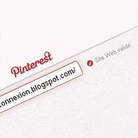 ► Associer son compte #Pinterest avec son blog Blogger. Lire l'excellent tutoriel de @Soraya Lambrechts sur son blog http://bloggercode-blogconnexion.blogspot.com/2012/11/associer-pinterest-avec-blogger.html