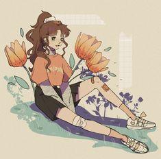 -` ruka ʹ- — Sailor moon 🌙 Sailor Jupiter, Sailor Moons, Arte Sailor Moon, Sailor Venus, Sailor Moon Fan Art, Sailor Neptune, Film Manga, Manga Anime, Manga Art