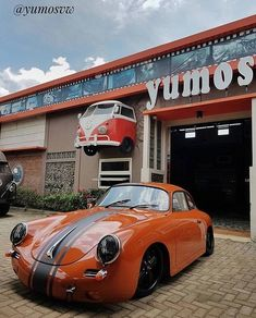 @yumosvw are just finishing off this cool 356 replica coupe. We're looking forward to seeing this and plenty of other Indonesian projects at @jogjavwfestival next weekend. #jvwf #jvwf2017 #porsche #356 #porsche356 #porschereplica #porscheoutlaw #outlawporsche #fuelmagazine