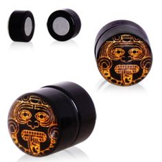 Aztec Magnetic Fake Plugs