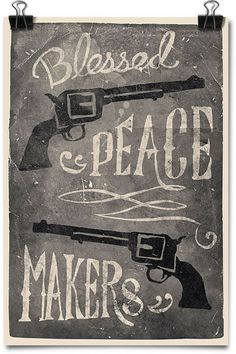 Blessed Peace Makers