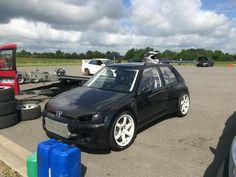 Peugeot 106 Maxi Time Attack 4x4 Turbo
