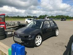 Peugeot 106 Maxi Time Attack 4x4 Turbo