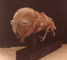 """Prototype of Guild Navigator by Ron Miller for """"Dune"""""""