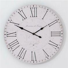 Image for Homemaker Vintage Wall Clock - 58cm from Kmart
