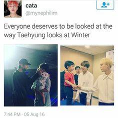I'm gonna find myself a Taehyung