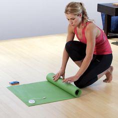 $26 Audio Yoga Mat