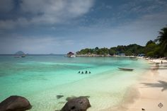 The Perhentian Islands Malaysia - the most idyllic place to visit