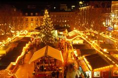 Chreschtmaart in Luxembourg City; photo courtesy of [visitluxembourg.com](http://www.visitluxembourg.com/en/place/specialevents/christmas-market-luxembourg)   The [Grand-Duche de Luxembourg](http://www.nationsonline.org/oneworld/luxembourg.htm) is a very small independent country in Europe; it is just a little smaller than the U.S. state of Rhode Island. Germany is located to the east, France to the south, and Belgium to the west. @shadowdog #bmecountdown