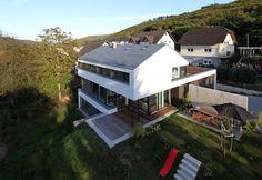 Einfamilienhaus in Cochem - Geneigtes Dach - Wohnen - baunetzwissen.de