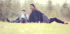 the cutest maternity session on /for awesome people/ (from Erin Wallis Photo)
