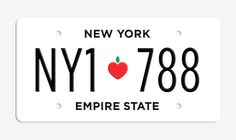 SIMPLE, BOLD, AND ELEGANT      IMAGE:STATEPLATESPROJECT.COM