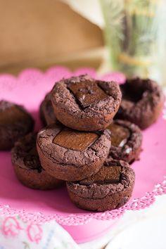 mini beans brownies