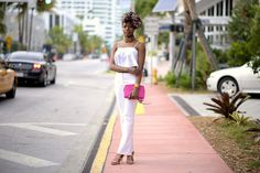 White on White in Miami | Paola… Lost in New York City