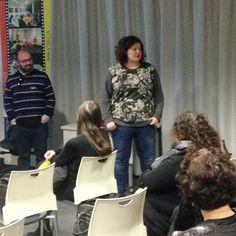 La presentazione del corso a Casalgrande Wordpress
