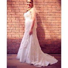 Vestido de novia David's Bridal modelo 7YP3344  Talla 8 $̶9̶5̶0̶ - $550 Pueden venir a medírselo a nuestro showroom en Rorhmoser con cita llamando al 8830-7760 o 2290-4516. El catálogo completo está en denoviaanoviacr.com Aceptamos todas las tarjetas y te