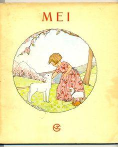 Rie Cramer - maandprentenboeken - 1939                                                         lb xxx.