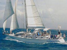 Stevens/Hylas 47 Sailboat