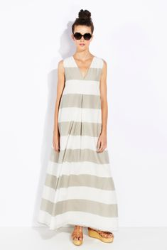 Dying over this WHIT S/S 2014 maxi.