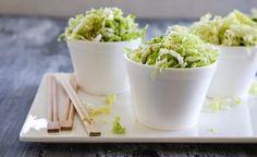 Japanese cabbage slaw