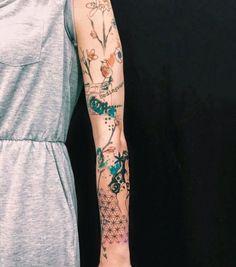 Holy Tattoos, Time Tattoos, Body Art Tattoos, New Tattoos, Small Tattoos, Arm Tattoo, Sleeve Tattoos, Hirsch Tattoo, Simple Tats