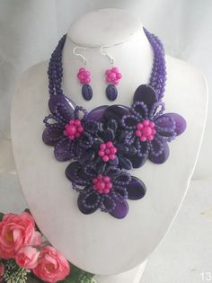 Find More Jewelry Sets Information about W 4005 Beauty Design Purple Agate Beads Necklace For 2015 Nigerian Wedding,High Quality necklace bezel,China necklace crown Suppliers, Cheap necklace pocket from Changzhou Day Colour Jewelry Co., Ltd. on Aliexpress.com