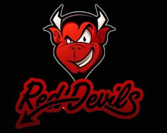 RedDevils Logo design - red devils logo can be used in games and in entertainment media. Price $300.00