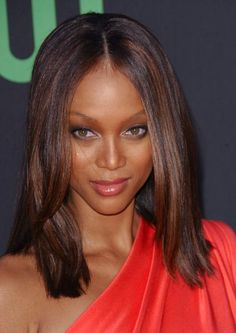 Tyra Banks' Makeup Looks