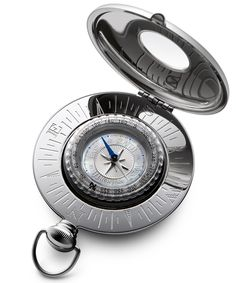 A truly beautiful compass, with a luxury-watch-standard dial and precision-engineered, mirror-polished stainless steel fob case.  Perfect for engraving with initials or a message, this compass makes an ideal symbolic gift - especially popular for weddings, graduations and other occasions of significance. #dalvey, #compass, #gift, #weddinggift, #weddingday, #groom, #bestman, #ushers, #groomsmen, #fatherofthebride, #graduation, #birthday, #anniversary, #travel