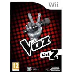 La Voz 2  Wii - COMPATIBLE 100% CON WII U