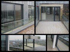 Our aluminium penthouse in London
